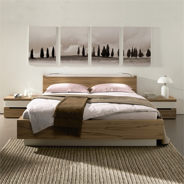 Doppelbett Ceposi, Hulsta - Luxuryfurniture MR