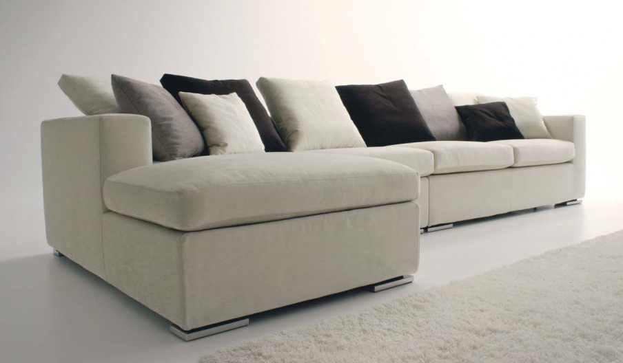 Ecksofa Boston - Asnaghi (Made in Italy)