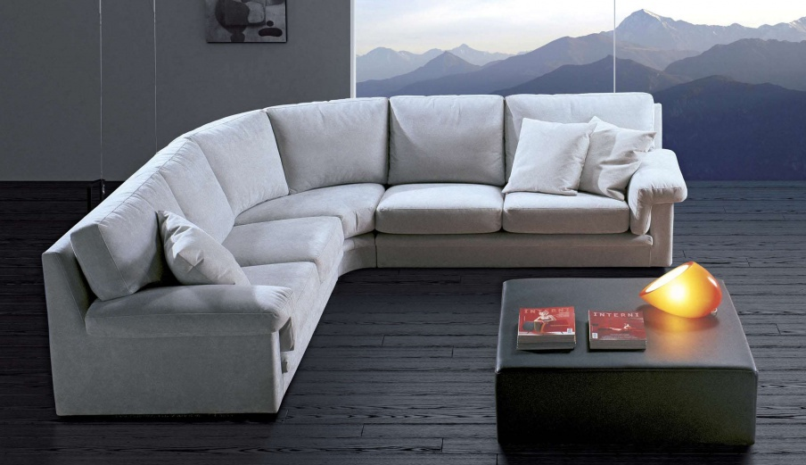 Sofa Elegant - Asnaghi (Made in Italy)