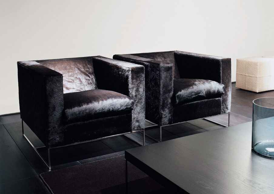 sessel klee minotti luxuryfurniture mr. Black Bedroom Furniture Sets. Home Design Ideas