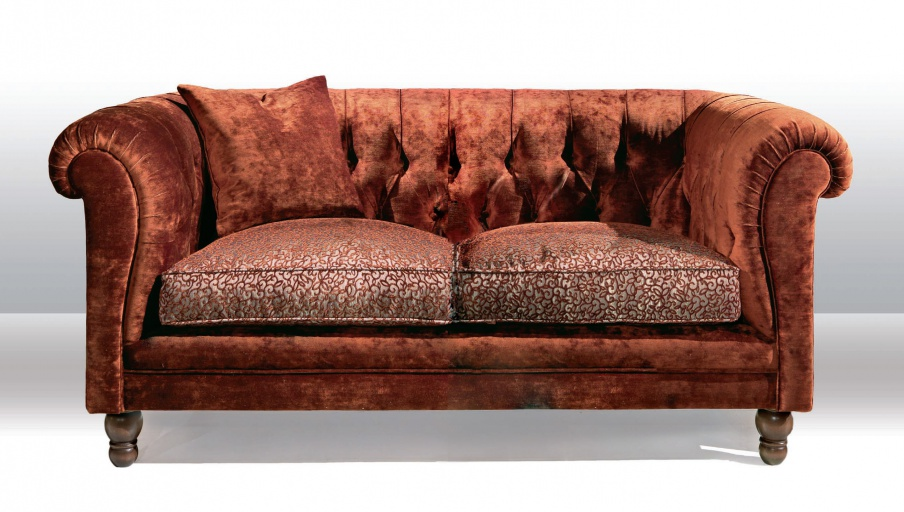 Doppel-Sofa, Aston - Asnaghi (Made in Italy)