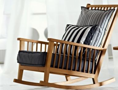 schaukelstuhl f r terrasse und garten im modernen stil luxuryfurniture mr. Black Bedroom Furniture Sets. Home Design Ideas