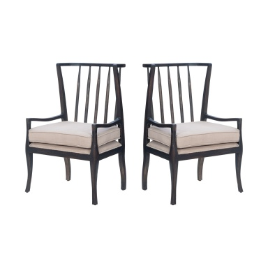 Sessel Wing Arm Chair - Pair