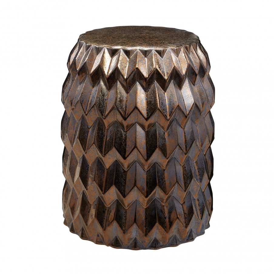 Hocker Chevron Bullet Petzen Dimond Home