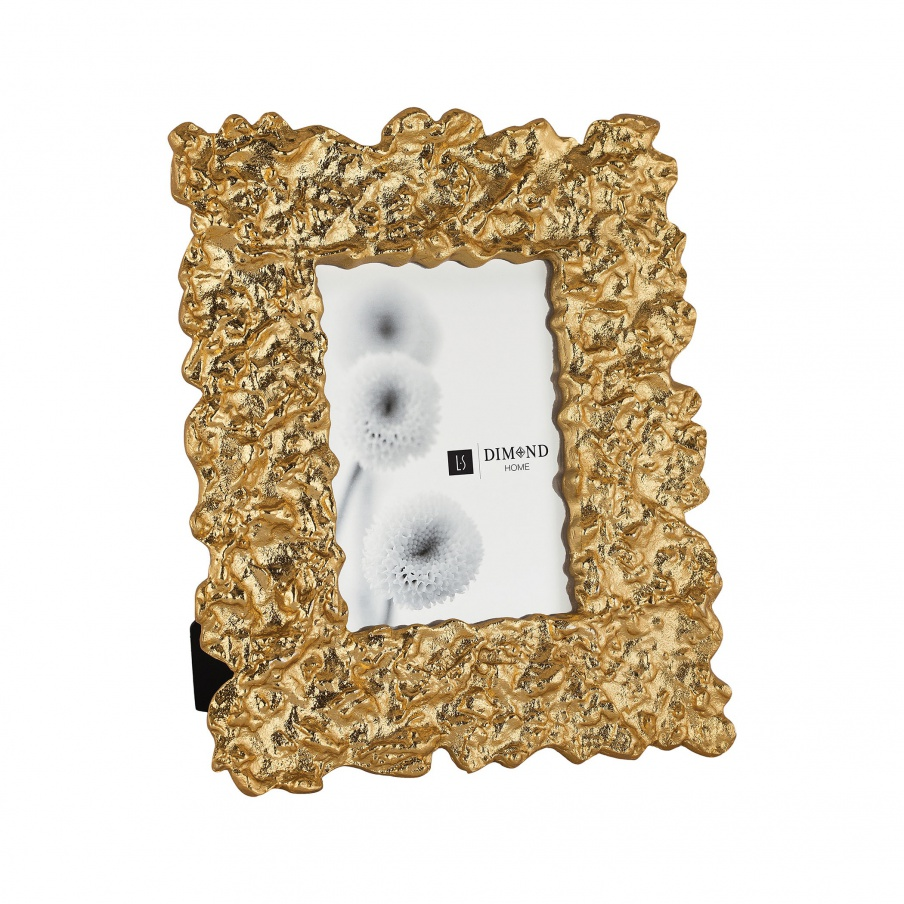 Bilderrahmen Large Gold Rush Frame Dimond Home